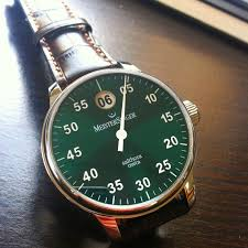 meistersinger mens replica who sells the best replica replica meistersinger salthora meta exceptional green dial for harrods watch