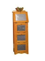 amish vegetable bin storage cabinets