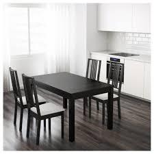 ikea bjursta extendable dining table within bjursta brown black 140 180 220 x 84 cm ikea decor 3