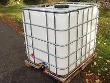 ibc tank1000 lt water animal bowser rain water harvest diesel ibc water tank 060