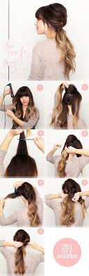 How To Make A Hair Style 13 fast ideas how to make an awesome hairstyle all for fashion 3764 by wearticles.com