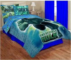 The Incredible Hulk FULL Size Comforter