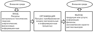 Организация понятие классификация и виды организаций Организация как социально экономическая система