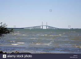 Skyway Pier Tide Chart Tampa Bay Area Stock Photos Tampa Bay Area Stock Images