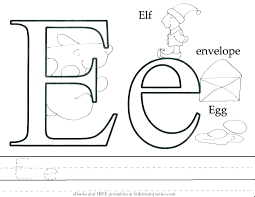 Alphabet Coloring Pages Preschool Pdf Math Worksheets