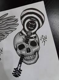 Disegni A Matita Tattoo Rw51 Regardsdefemmes