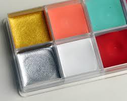 make up for ever flash palette