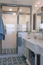 blue bathroom floor tiles. Bucharest Cement Tile For The Bathroom Floor Blue Tiles