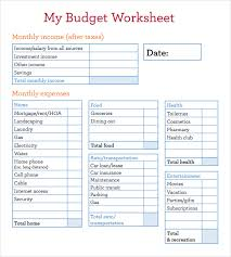 budget sheets pdf budget worksheets in spanish budget worksheet in spanish and