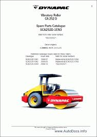 dynapac spare parts catalogue parts manuals repair manuals spare parts catalogue and repair manuals dynapac 7