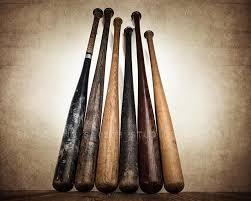vintage baseball bats products