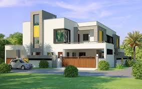 Simple Home Design Front Elevation Modern House Decorating