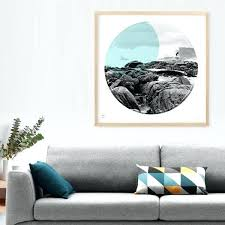 framed wall art online