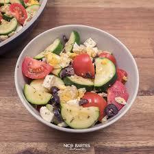 Mit zucchini abnehmen