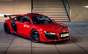 red audi r8 wallpaper. Contemporary Red Inside Red Audi R8 Wallpaper