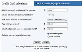 Cc Payoff Calculator Excel Finance Trick 11 How Long Pay Off Credit Card Balance