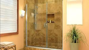 magnificent bathroom glass door shower doors glass mirror heavy frame less door home decor large size magnificent bathroom glass door