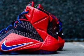 lebron shoes superman. shoes; nike lebron 12 gs superman university red game royal shoes s