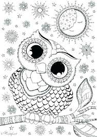Coloring Pages Owl Coloring Printables Printable Pages For Kids