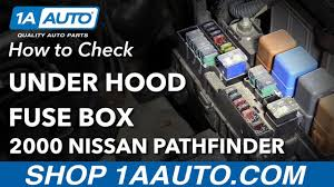 Under The Hood Fuse Box Fuse Box Fire