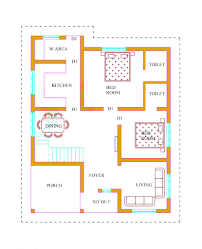 House Plans With Estimate 20 Lakhs 1500 Sq Ft 1500 Sq Ft House Plans