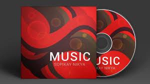Cd Design Music Album Cover Design In Illustrator