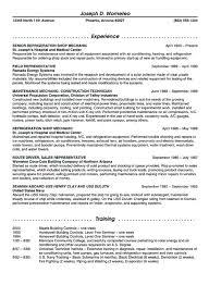 Maintenance Resume Sample Inspirational Maintenance Supervisor