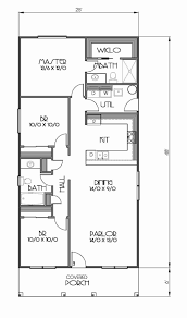 2 bedroom house plans under 1500 sq ft awesome 700 square feet home plans elegant house