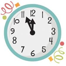 Image result for clock clipart free