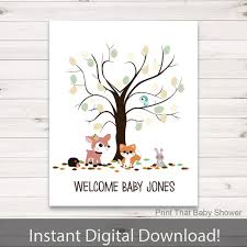 Aliexpresscom  Buy Wedding Tree Guestbook Fingerprint Painting Fingerprint Baby Shower Tree