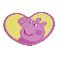 Peppa Pig Bedroom Decor Amazoncom Girls Kids Peppa Pig Bedroom Floor Rug Mat 33 X 26