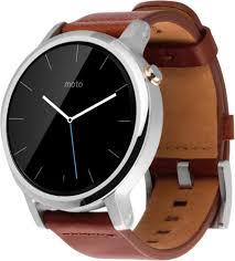 Смарт-<b>часы Moto</b> 360 46mm silver — купить <b>умные</b> часы по ...