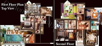 house plans with interior photos. House Plans Two Levels Interiors With Interior Photos