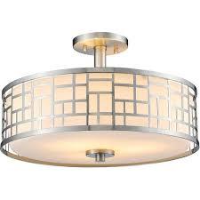semi flush ceiling light brushed nickel home lighting 3 light brushed nickel semi flush mount semi semi flush ceiling light brushed nickel