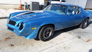1979 CHEVY CAMARO Z28 350 4 SPEED T TOP VERY CLEAN CAR NO RUST ROT ...