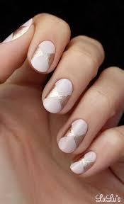 Mani Monday: Pink and Rose Gold Bow Nail Tutorial   Nails ...