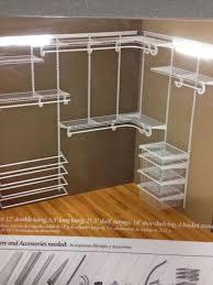 prominent closetmaid walk in closet designs 8 closetmaid closet design tool