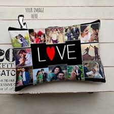 customized love pillow
