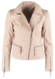 be edgy cara leather jacket soft pink women leather jackets