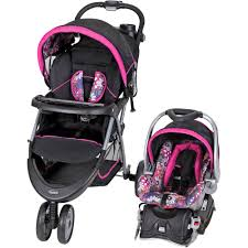 Baby Trend EZ Ride 5 Travel System, Floral Garden - Walmart.com