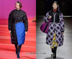 fall winter 2017 2018 fashion trends puffer coats and down jackets
