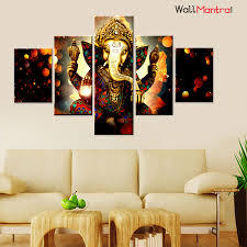 Best Decorative Wall Painting <b>for Living Room</b> in India – WallMantra