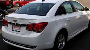 2011 Cruze 1LT, RS Package, 1.4 liter turbo, O'Donnell Chevrolet ...