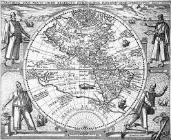 Image result for early map before age of exploration