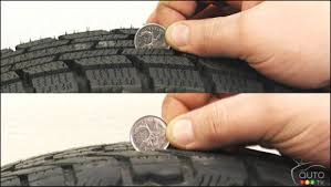 Winter Tires Calculating Tire Wear And Preventing It Car