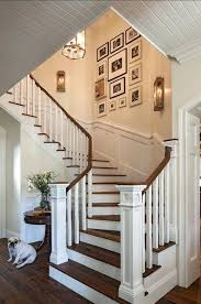 how to decorate staircase wall must try stair decoration ideas 1
