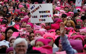 The Women s March Succeeded Because It Spoke to Women s Outrage.