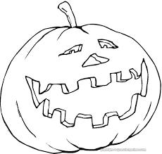 Des Sports Coloriage De Citrouille Pour Halloween A Imprimer