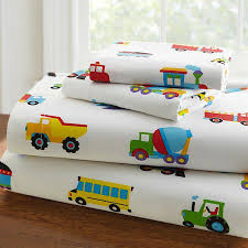 kid twin sheet set 11 best construction trucks cars bedroom images on pinterest