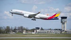 Airbus A380 Seating Chart Asiana New York Jfks Ultra Modern Aircraft Renaissance Asiana